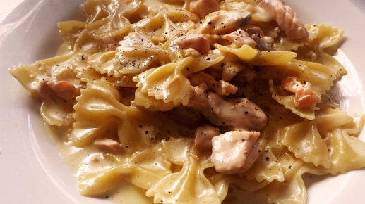 bowtie pasta